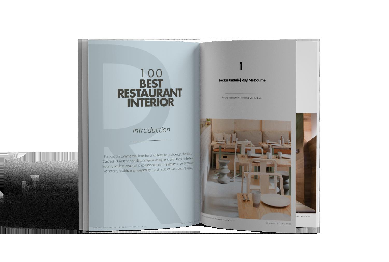 Design contract best restaurant interior