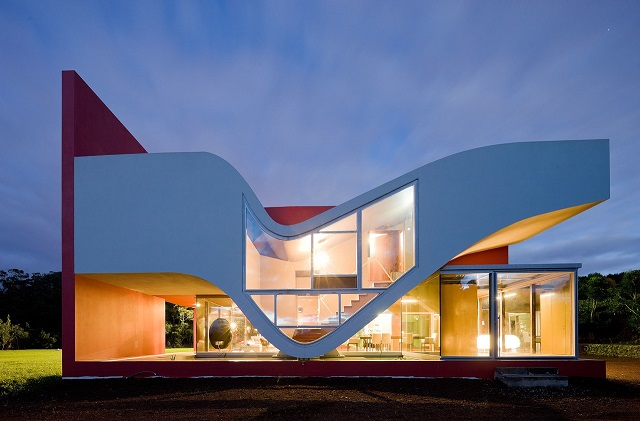 House of Birds See the future: best futuristic styled houses See the future: best futuristic styled houses 49ej