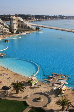 Fancy a swim? 10 amazing pools that will seduce you Fancy a swim? 10 amazing pools that will seduce you Amazing pools San Alfonso del Mar Resort1 308x465
