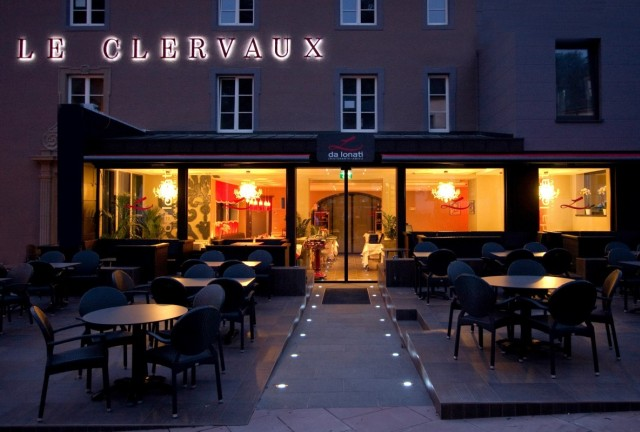 Stylish destination for your Christmas or New Year Eve - Le Clervaux boutique hotel in the medieval village of Clervaux, Luxembourg. European Hotel Award winner by JOI-Design Stylish destination for your Christmas or New Year Eve – Le Clervaux boutique hotel in the medieval village of Clervaux, Luxembourg. European Hotel Award winner by JOI-Design 090420132736174837969