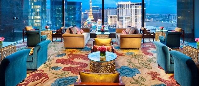 Top 10 Luxury Hotel Designers Top 10 Luxury Hotel Designers Mandarin Oriental Las Vegas by Tihany Design1