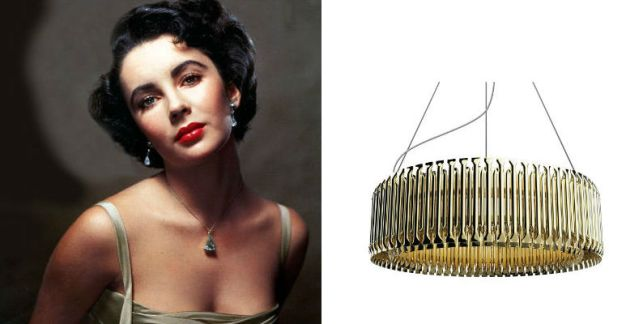 Tribute to true beauty: Ten Iconic Actresses that inpired Ten Iconic Chandeliers according to Delightfull Tribute to true beauty: Ten Iconic Actresses that inpired Ten Iconic Chandeliers according to Delightfull TaylorMatheny