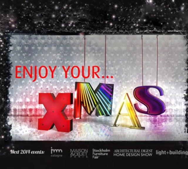 Christmas Gift Guide 2014 for true design lovers: Limited Edition Design  Christmas Gift Guide 2014 for true design lovers: Limited Edition Design popup language christmas