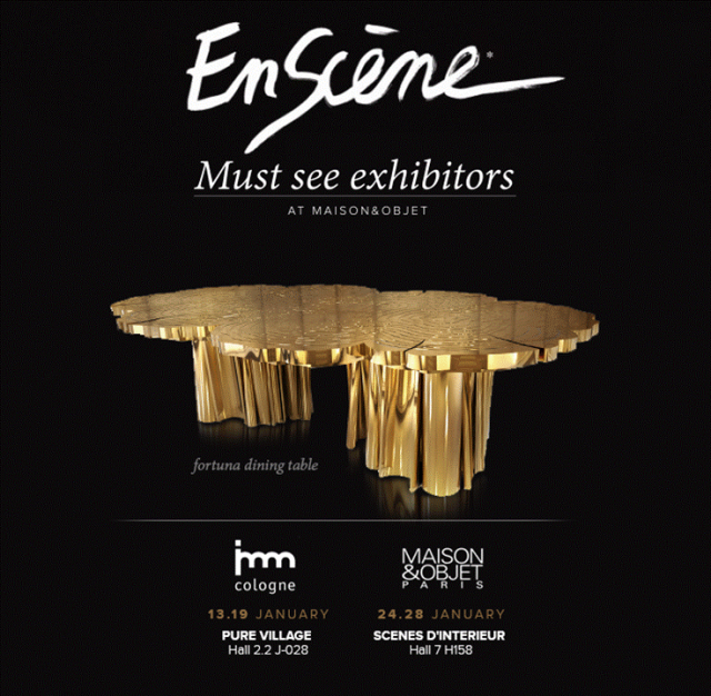 Must-see exhibitors in IMM Cologne 2014: Delightfull, Boca do Lobo and Brabbu Must-see exhibitors in IMM Cologne 2014: Delightfull, Boca do Lobo and Brabbu IMM Cologne 2014 Boca do Lobo1