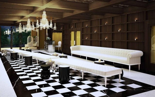 Most famous residential and hospitality design studios design studios 5 Most famous residential and hospitality design studios of England Most famous hospitality design agency The Studio Harrods UK