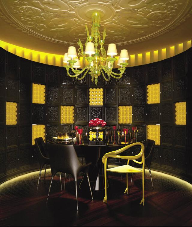 Most famous residential and hospitality design studios design studios 5 Most famous residential and hospitality design studios of England Most famous hospitality design agency Yoo design London