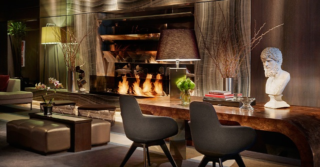Top Design Paramount Hotel In New York Edgy Elegance