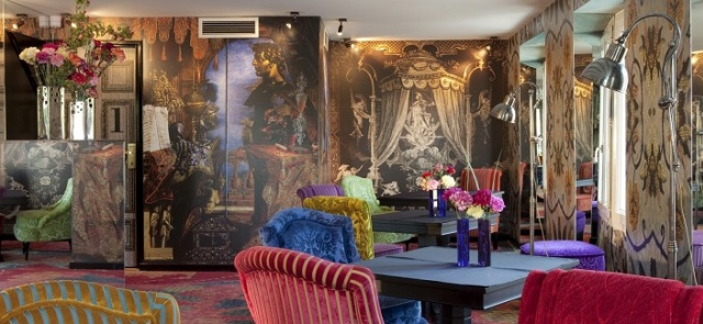 Best Commercial Projects: fashion legends designed suites and hotels Best Commercial Projects: fashion legends designed suites and hotels best fashion designer hotels and suites hotel notre dame paris design christian lacroix 01