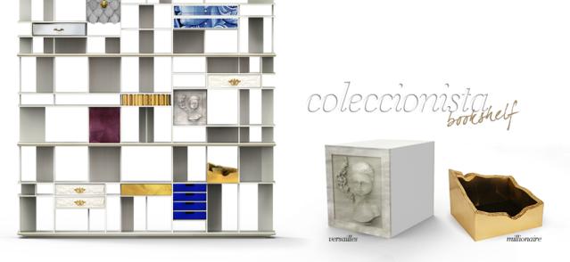 Elegant luxury office interior design ideas – Boca do Lobo office interior design Elegant luxury office interior design ideas – Boca do Lobo luxury corporate office interior design furniture shelves