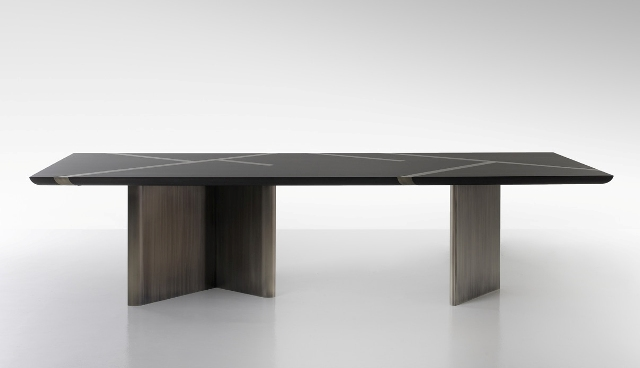 TOP DESIGNERS DINING ROOM PROJECTS: DINING TABLES TRENDS 2014 dining room projects TOP DESIGNERS DINING ROOM PROJECTS: DINING TABLES TRENDS 2014 10 TOP  DESIGNERS  DINING ROOM  PROJECTS DINNING TABLES  TRENDS  2014 Fendi Casa marguetta