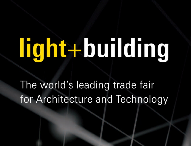 World's leading Architecture and Lightning Technology trade fair: Light + Building 2014 World's leading Architecture and Lightning Technology trade fair: Light + Building 2014 Leading Architecture and Lightning Technology trade fair Light  Building 2014