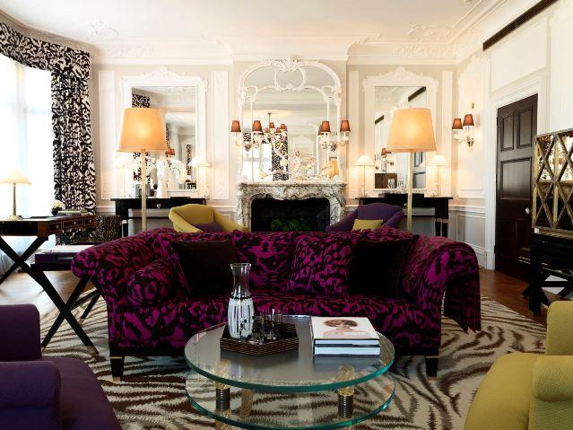 Luxury interior design projects interior design 5 Top Fashion Designers hotels: Luxury interior design projects Top 5 Fashion Designers hotels Luxury interior design projects Diane von  Furstenberg suite2