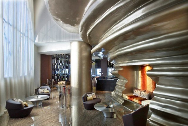 BEST_DESIGN_  RESTAURANTS_ LAUNCHES_2014- ARCHITECTURAL_ DIGEST-The Astor Grill