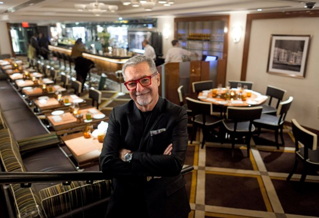 Iconic hospitality designer Tihany: exclusive interview   Iconic hospitality designer Tihany: exclusive interview   Iconic hospitality  designer Tihany exclusive interview
