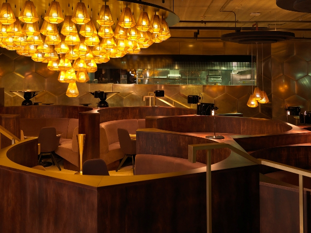 Top restaurant launches 2014: Tom Dixon's Eclectic in Paris