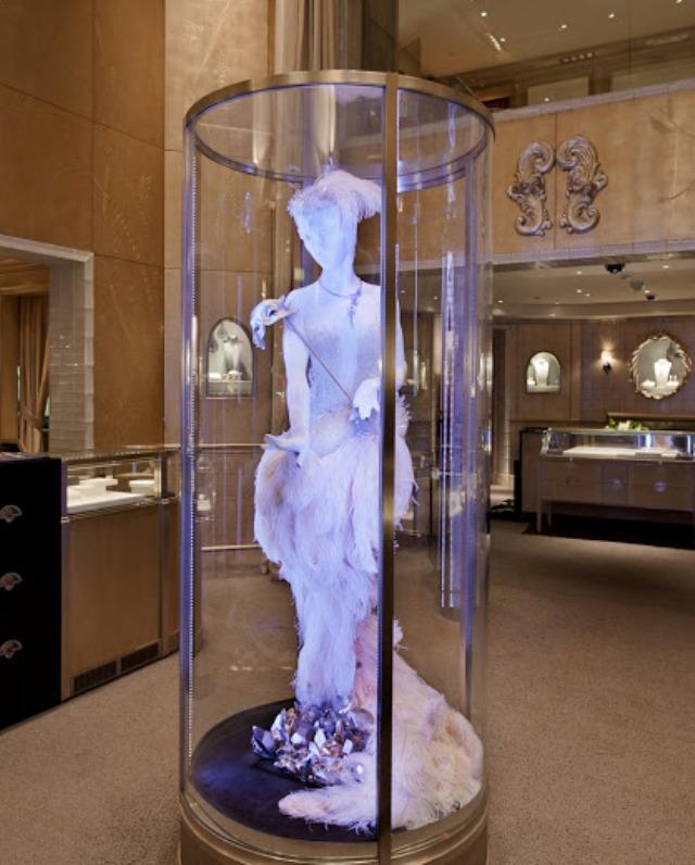 amazing luxury jewellery boutiques