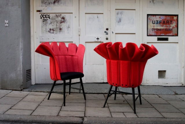 Design Furniture: Greatest Fashion Armchairs and Chairs
