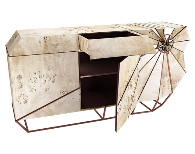Iconic_design_ pieces-exclusive_ and_original_luxury_sideboards- 2014-Sagres sideboard by Malabar