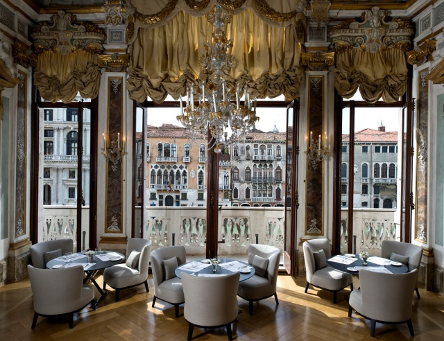 Top 5 Luxury Hotels Openings Worldwide 2014 Top 5 Luxury Hotels Openings Worldwide 2014 Top 5 Luxury  Hotels Openings  Worldwide Aman Canal Grande Venice Italy Dining Room