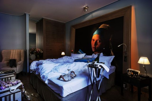 Luxury Suites You Must Book for Summer Holidays 2014 Luxury Suites You Must Book for Summer Holidays 2014 Luxury Suites You Must Book for  Summer Holidays  2014  Hungarian Hotel room with pop art influences of Andy Warhol