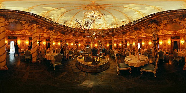 2 Most Luxurious Restaurants in Moscow 2 Most Luxurious Restaurants in Moscow Moscow Restaurants Turantod 3