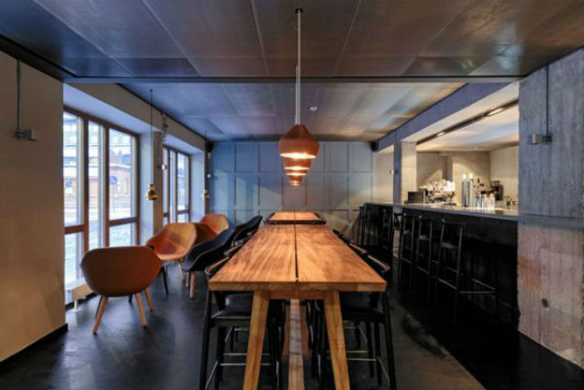 Stylish-Restaurants-Farang-4 5 Stylish Restaurant Interior Design Ideas  5 Stylish Restaurant Interior Design Ideas  Stylish Restaurants Farang 4