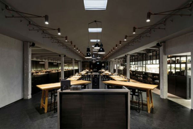 Stylish restaurant interior design ideas contract
