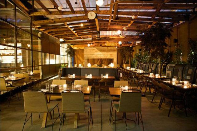 Stylish-Restaurants-Hinoki-1 5 Stylish Restaurant Interior Design Ideas  5 Stylish Restaurant Interior Design Ideas  Stylish Restaurants Hinoki 1