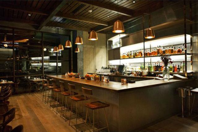 Stylish-Restaurants-Hinoki 5 Stylish Restaurant Interior Design Ideas  5 Stylish Restaurant Interior Design Ideas  Stylish Restaurants Hinoki