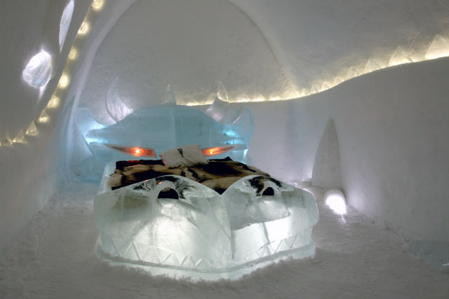 Top 5 of the Wildest Hotels in the World Top 5 of the Wildest Hotels in the World Top 5 Wildest Hotels in the World Ice Hotel 31