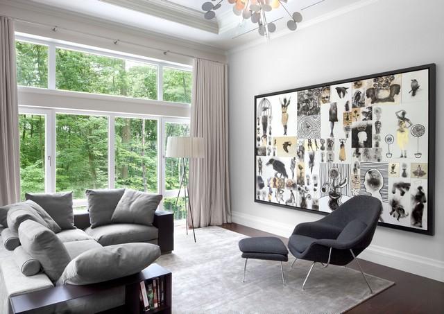 INTERIOR DESIGN COLOR SCHEMES BLACK AND WHITE Black&White - A Classic in Interior Design  Black&White – A Classic in Interior Design  INTERIOR DESIGN COLOR SCHEMES BLACK AND WHITE 110