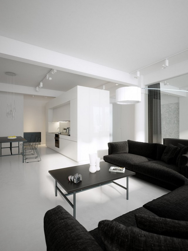 INTERIOR DESIGN COLOR SCHEMES BLACK AND WHITE Black&White - A Classic in Interior Design  Black&White – A Classic in Interior Design  INTERIOR DESIGN COLOR SCHEMES BLACK AND WHITE 141