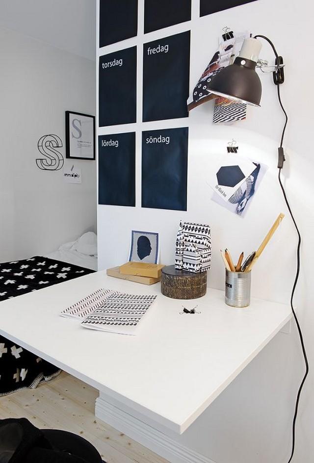 INTERIOR DESIGN COLOR SCHEMES BLACK AND WHITE Black&White - A Classic in Interior Design  Black&White – A Classic in Interior Design  INTERIOR DESIGN COLOR SCHEMES BLACK AND WHITE 151