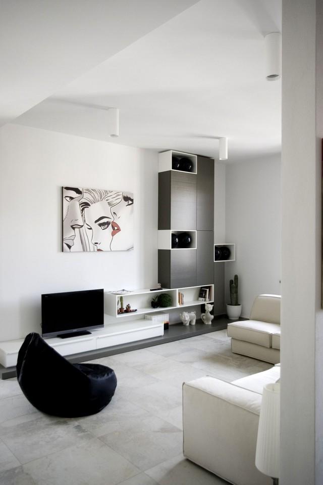 INTERIOR DESIGN COLOR SCHEMES BLACK AND WHITE Black&White - A Classic in Interior Design  Black&White – A Classic in Interior Design  INTERIOR DESIGN COLOR SCHEMES BLACK AND WHITE 171