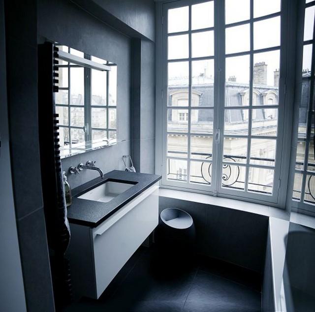 INTERIOR DESIGN COLOR SCHEMES BLACK AND WHITE Black&White - A Classic in Interior Design  Black&White – A Classic in Interior Design  INTERIOR DESIGN COLOR SCHEMES BLACK AND WHITE 211