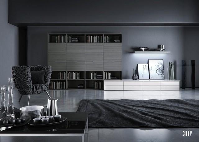 INTERIOR DESIGN COLOR SCHEMES BLACK AND WHITE Black&White - A Classic in Interior Design  Black&White – A Classic in Interior Design  INTERIOR DESIGN COLOR SCHEMES BLACK AND WHITE 251