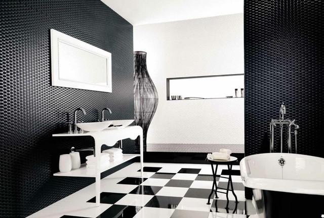 INTERIOR DESIGN COLOR SCHEMES BLACK AND WHITE Black&White - A Classic in Interior Design  Black&White – A Classic in Interior Design  INTERIOR DESIGN COLOR SCHEMES BLACK AND WHITE 71