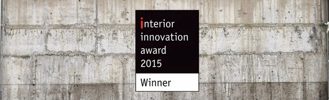 Imm Cologne 2015 News: winners of the Interior Innovation Awards 2015