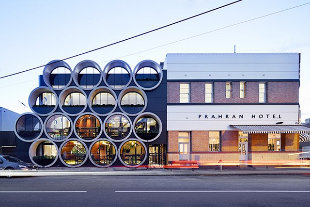 Prahran Hotel by Techne Architects Prahran Hotel by Techne Architects Prahran Hotel by Techne Architects Prahran Hotel by Techne Architects 5