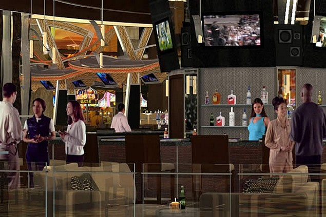 Center Bar, New York