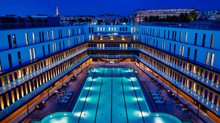 Hôtel Molitor Paris by Alain derbesse Architectes Hôtel Molitor Paris by Alain derbesse Architectes Hôtel Molitor Paris by Alain derbesse Architectes H  tel Molitor Paris 1