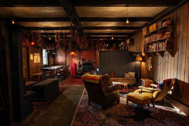 NEW YORK'S MCKITTRICK HOTEL OPENS THE LODGE 2