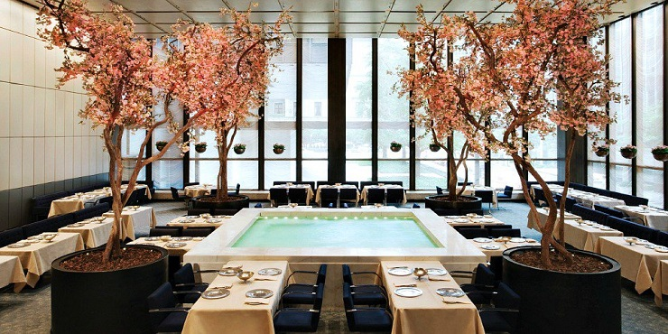 Top 10 amazing interior restaurants renovations