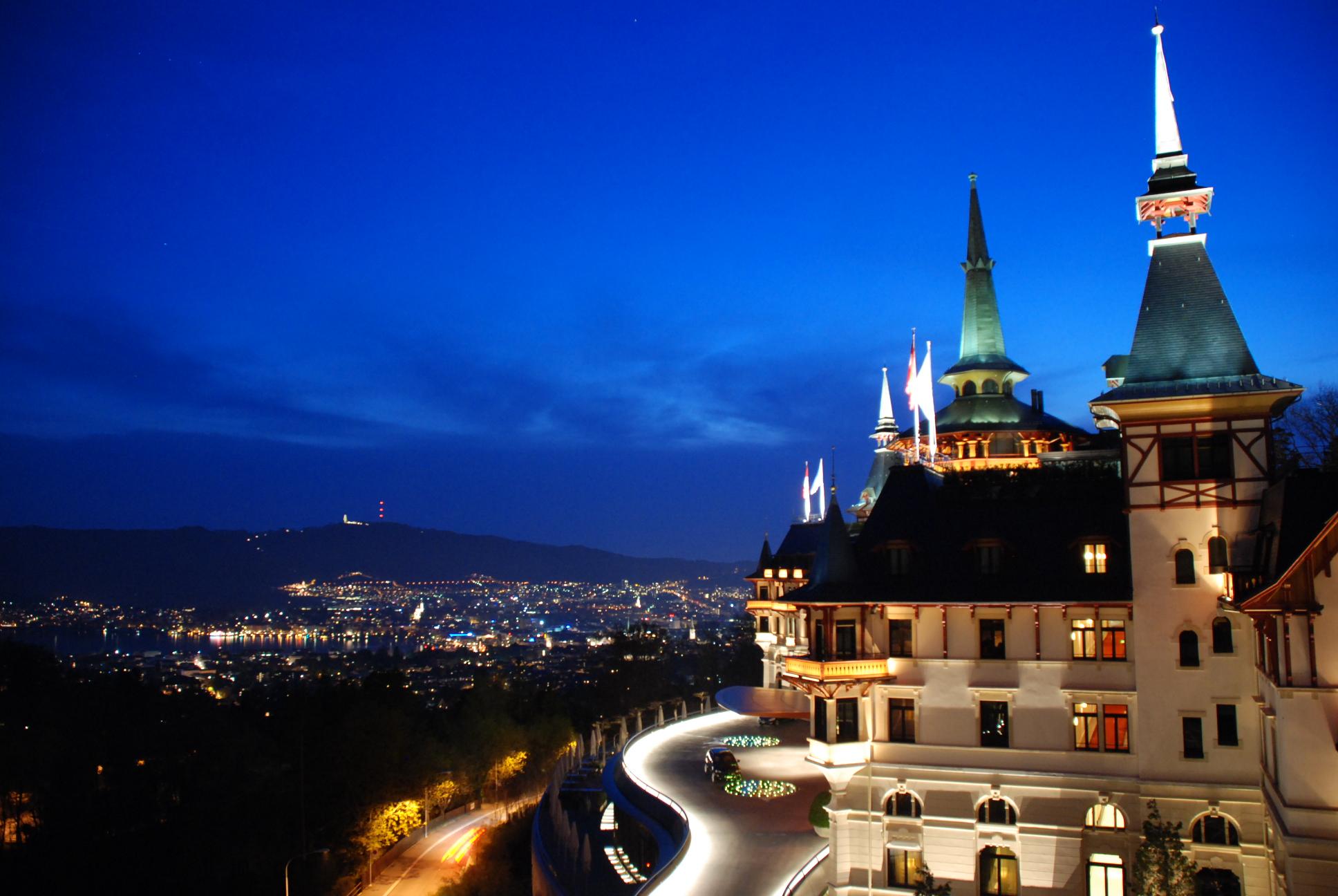Dolder Grand dolder grand An inside look at: The Dolder Grand in Zurich Aussenansicht dsz