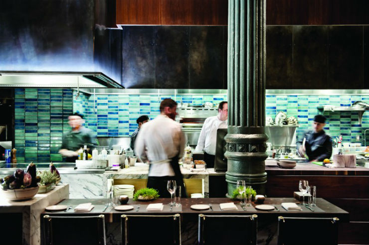Design Contract_CLUB BY FOOD and WINE_Amazing Club in New York