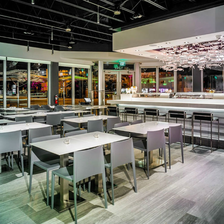 Top 25 Miami Design Restaurants design restaurants Top 25 Miami Design Restaurants Ceviche 105