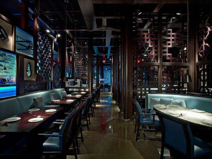 Top 25 Miami Design Restaurants design restaurants Top 25 Miami Design Restaurants Hakkasan