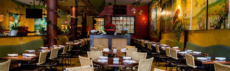 Top 25 Miami Design Restaurants design restaurants Top 25 Miami Design Restaurants Jaguar Ceviche Spoon