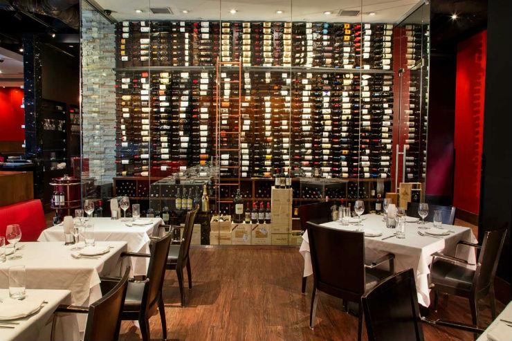 Top 25 Miami Restaurants design restaurants Top 25 Miami Design Restaurants Red the Steakhouse