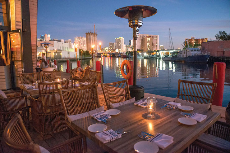 Seasalt and Pepper design restaurants Top 25 Miami Design Restaurants Seasalt and Pepper